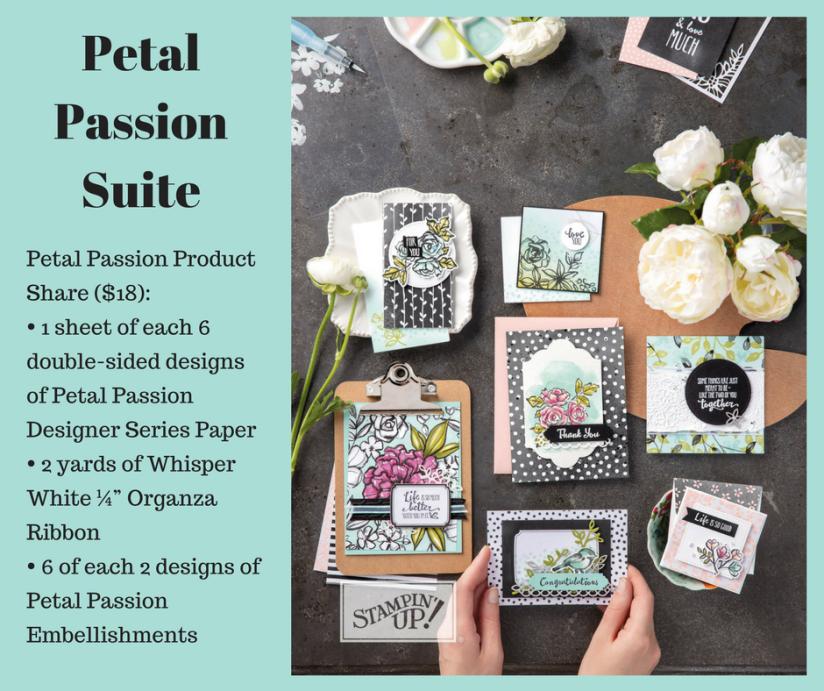 Petal Passion Suite