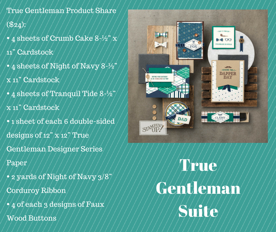 True Gentleman Suite