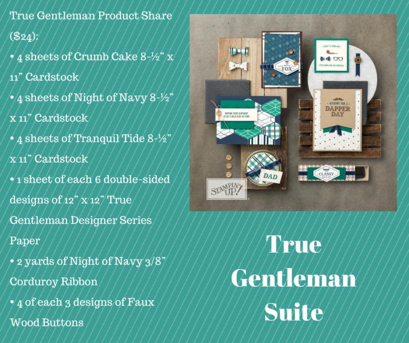 True Gentleman Suite