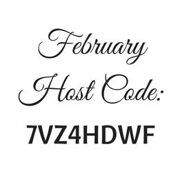 February Host Code_