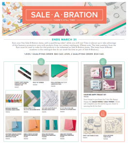 2018 Sale-A-Bration Flyer #3
