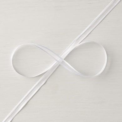 Whisper White Organza Ribbon